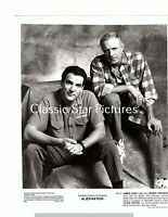 A401a James Caan Mandy Patinkin Alien Nation 1988 lot of two photographs