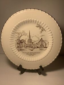 1922-1955 Sioux City Iowa Church of the Blessed Sacrament Catholic Comm. Plate
