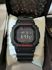 Casio G-Shock Limited Edition Heritage Red Watch GW-5000HR-1JF GW-5000-1JF Japan