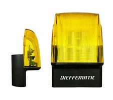 LAMPEGGIATORE LAMPEGGIANTE AUTOMAZIONE CANCELLO FAAC BFT CAME RIB SERAI 230V LED