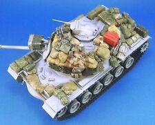 Legend 1/35 M48A3 Patton Tank Stowage Set with Sandbag Armor Vietnam War LF1075