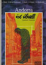 Klemt-kozinowski ua, Andorra es en todas partes, libro de lectura prejuicios ua racismo, 1990