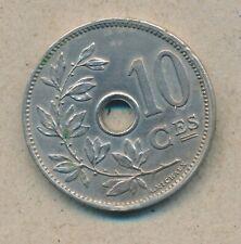 België/Belgique 10 ct. Leopold II 1901 Fr Morin 257 (134944)