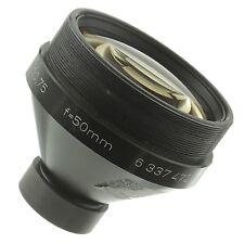 Rodenstock XR-Heligon 50mm 0.75 Lens
