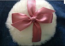 Antique Rose, Luxurious Body powder puff, soft, 5 inch body powder puff