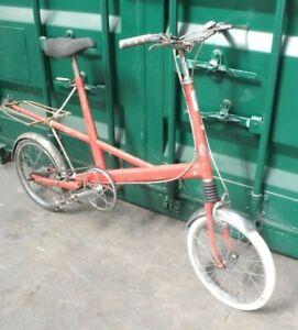 Moulton Speed 4 vintage cycle, (MC)