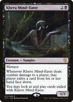 Kheru Mind-Eater - Commander 2017 NM/M - Vampire EDH Black Hand Steal