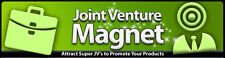 How to Attract Super Joint Venture To Promote Your Products - Videos on 1 CD