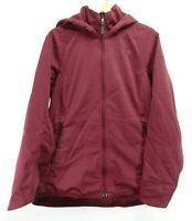 The North Face Womens Windwall Full-Zip Hooded Fleece Active Hiking Jacket L