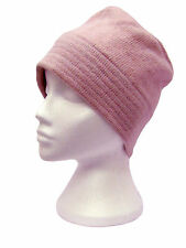 NEXT Womens Ladies Angora Bucket Hat Pink AUTHENTIC