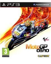 SONY PLAYSTATION 3 PS3 MOTO GP 09/10 PAL ITALIANO COMPLETO