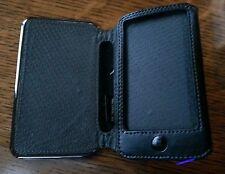 GRIFFIN ELAN PASSPORT METAL CASE FOR APPLE IPOD TOUCH BLACK GB01951
