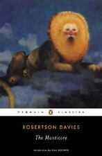 The Manticore (Deptford Trilogy) by Davies, Robertson