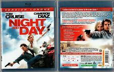BLU-RAY - NIGHT AND DAY version longue - Tom Cruise,Cameron Diaz,James Mangold