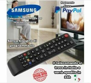 Telecomando universale COMPATIBILE CON TV SAMSUNG Lcd Led Smart TV 3D