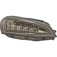 Voll LED Scheinwerfer Set VW Golf VII Limousine Bj. 12->> klarglas-chrom