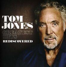 TOM JONES / GREATEST HITS - REDISCOVERED * NEW 2CD 2010 * NEU *