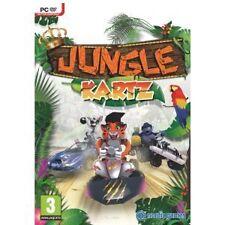 PC Computer Spiel Jungle Kartz (Karts) Neu