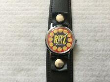 RITZ Crackers Vintage Mechanical Wind Up Watch