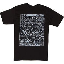 Mens 686 Six Eight Six People Premium Crew Neck S/S Tee T Shirt Black Small S