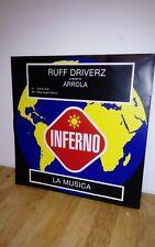 Ruff Driverz Arrola La Musica 12 inch vinyl record Dance