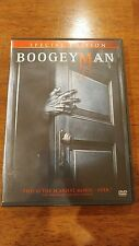 The Boogeyman (DVD, 2005, Special Edition) MINT! MAIL TOMORROW! BOOGEY MAN