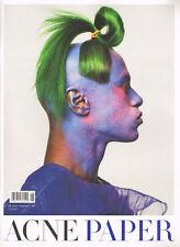 ACNE PAPER #6 Jonte THE COCKETTES Udo Kier HOWARD SHORE Rolf de Mare @MINT/NEW@