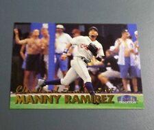 MANNY RAMIREZ 1999 FLEER TRADITION CARD # 35 B5464