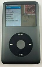 Apple iPod Classic 7th Gen. Black 160 GB Very Nice Condition 90 DAY WARRANTY