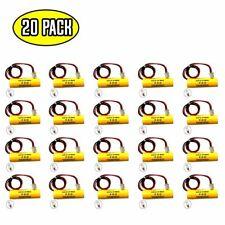 (20 pack) 1.2v 900mAh Ni-CD Battery Pack for Emergency / Exit Light