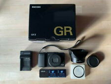 Ricoh GR II 16.2MP & Accessories - MINT Condition - 501 Shutter Count