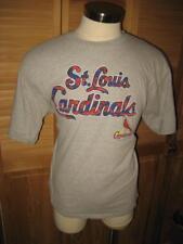 St Louis Cardinals T Shirt XL Mint