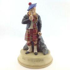 Sebastian Miniature Sml-720 The Scotsman - Pedestal Base