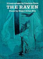 NEW The Raven (Dover Fine Art, History of Art) by Edgar Allan Poe