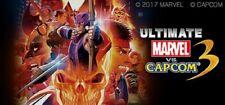 Ultimate Marvel vs. Capcom 3 Global Free PC KEY (steam)