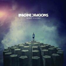 Imagine Dragons – Night Vision/Interscope Records CD 2012