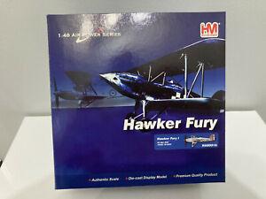 Hobby Master 1:48 HA8001b Hawker Fury 43 sqn RAF 1930s K1930