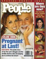 CELINE DION People Magazine 6/26/00 JOHN STAMOS MAYIM BIALIK JALEEL WHITE PC