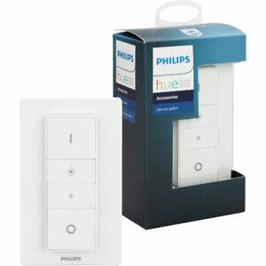 PHILIPS HUE Smart Wireless Dimmer Switch V2 - White