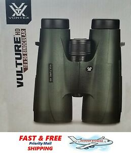 Vortex Optics Vulture HD 10x56 Binoculars - Waterproof/Fogproof  -  VR-1056