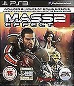 Mass Effect 2 PS3 VGC FULL UK Version