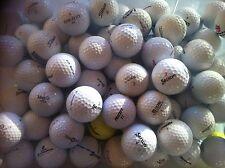 100 Titleist/Dunlop/Callaway etc Palline da golf grado B/Pratica