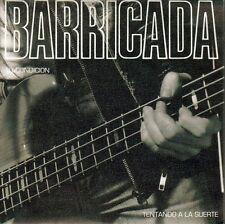 BARRICADA-TU CONDICION + TENTANDO A LA SUERTE SINGLE VINILO 1991 PROMOCIONAL