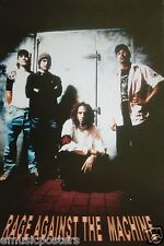 "Rage Against The Machine ""Group Standing By Freezer Door"" Poster From Asia"