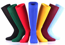 SAMSON® FOOTBALL PLAIN SOCKS RUGBY HOCKEY SOCCER FREE DELIVERY MENS WOMENS KIDS