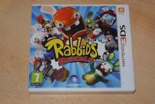 Rabbids Rumble Nintendo 3ds Juego Reino Unido