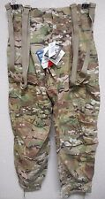 MULTICAM GEN III LEVEL 5 FR TROUSER SOFT SHELL COLD WEATHER SMALL REGULAR, NWT