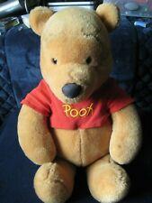 "Classic Winnie the Pooh 14"" Inches Stuffed Bear Plush Toy"