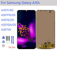 For Samsung galaxy A30s A307FN LCD Display Touch Screen Digitizer Assembly B6XUS