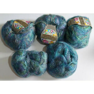 Studley Pastiche Super Chunky Wool x 3 New Balls and 2 x Open - Please Read